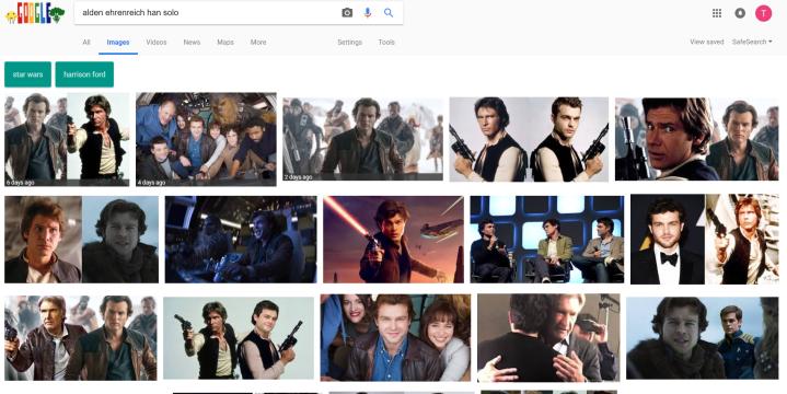 Google Search Han